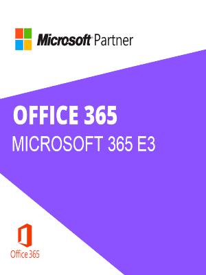 CSP-Microsoft 365 E3