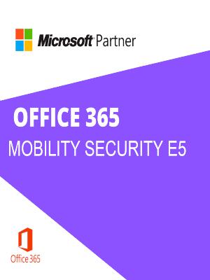 CSP-MICROSOFT 365 MOBILITY SECURITY E5