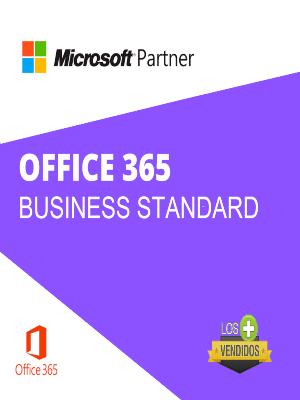 CSP-MICROSOFT 365 BUSINESS STANDARD