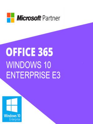 CSP – Windows 10 Enterprise E3