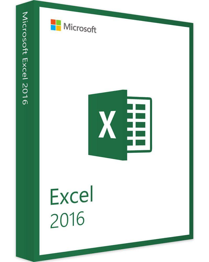 EXCEL 2016 OPEN para MAC/iOS