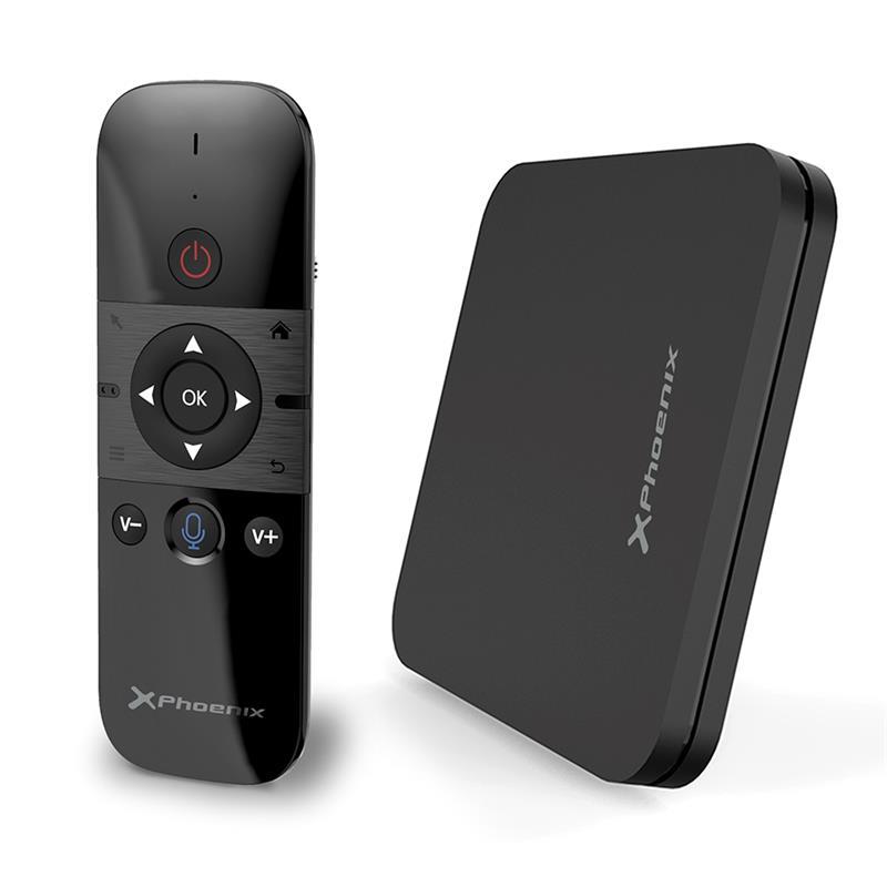 ANDROID TV PHOENIX 4K HDR QUAD 32GB/4GB HDMI + 2USB