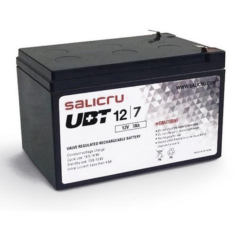 BATERIA UPS SALICRU 7AH/12V
