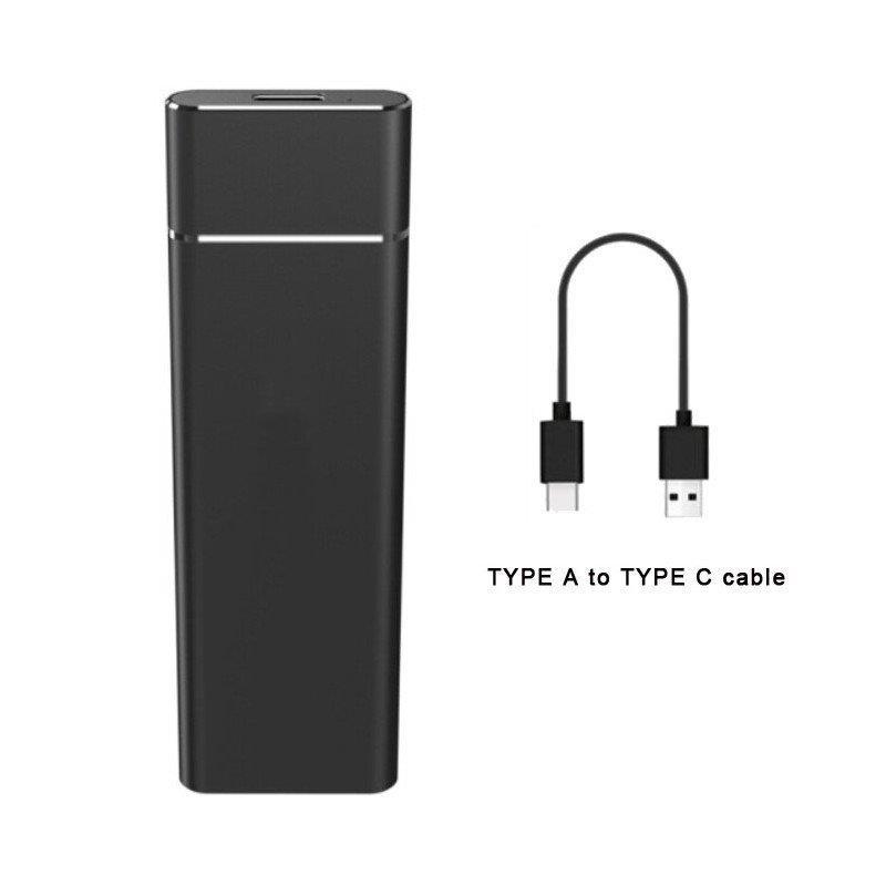 CAJA EXTERNA COOLBOX M.2 SSD SATA M2 USB 3.1
