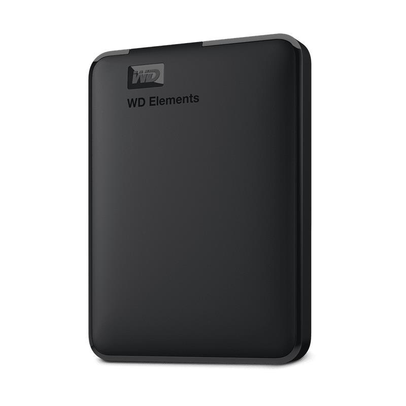DISCO DURO EXTERNO WESTERN DIGITAL ELEMENTS 1TB 2,5 USB 3.0