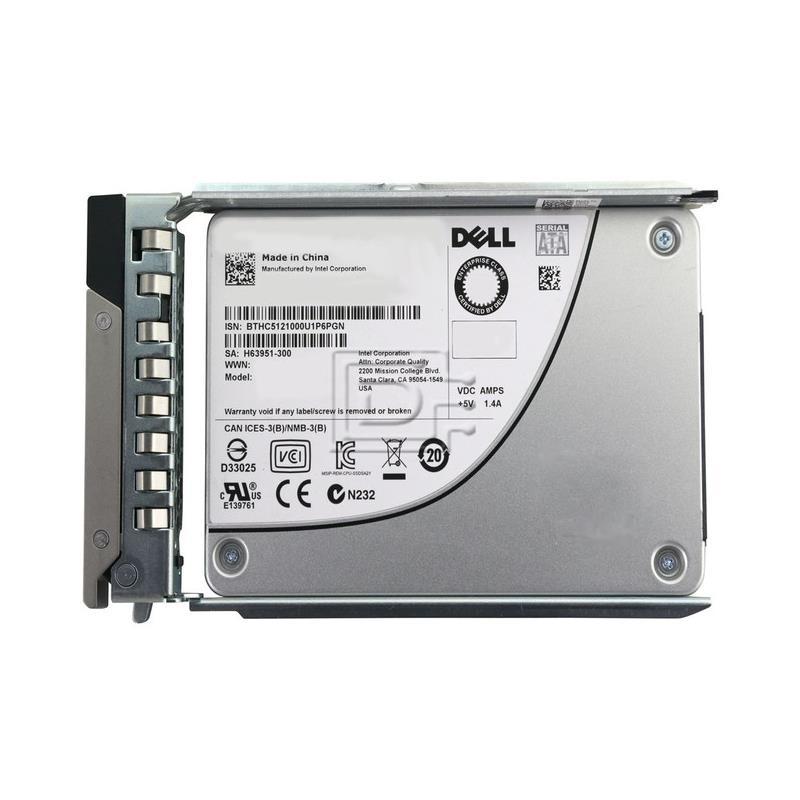 DISCO DURO SSD 480GB DELL SATA HOTSWAP BAHÍA EXTRAÍBLE