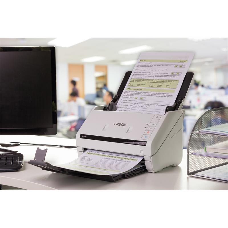 ESCANER EPSON BUSINESS WORKFORCE DS-770