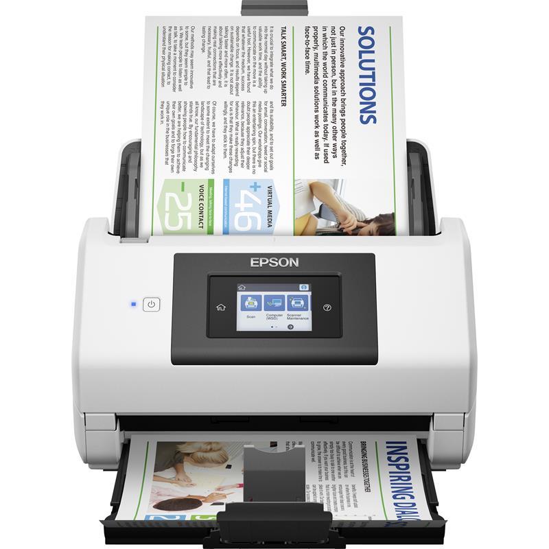 ESCANER EPSON BUSINESS WORKFORCE DS-780N