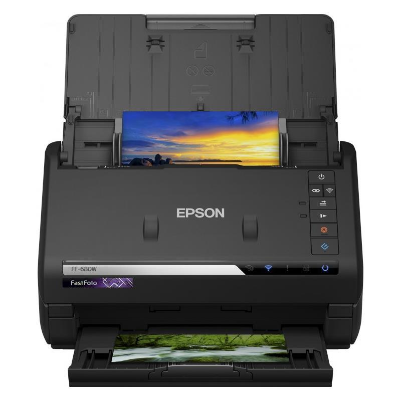 ESCANER EPSON FAST FOTO FF-680W