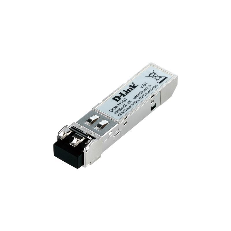 ONE-PORT D-LINK DEM-311GT 10-GIGABYTE 10GBASE-SR SFP+