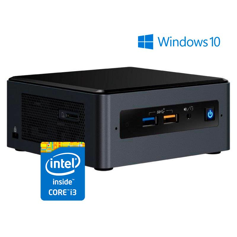 ORDENADOR INTEL NUC I3/8GB/SSD240GB/HDMI/WF/BT/W10PRO
