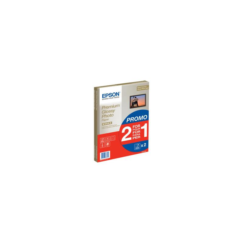 PAPEL EPSON C13S042169 PHOTO A4 2X1