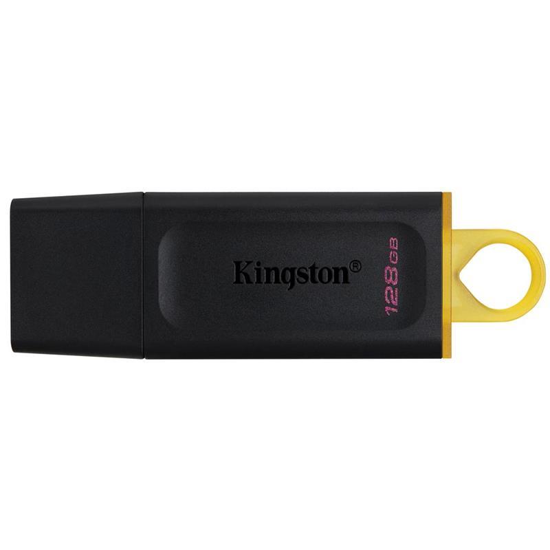 PEN DRIVE 128GB KINGSTON USB 3.2 BLACK