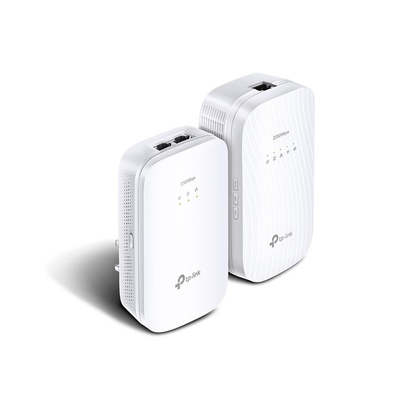 POWERLINE TP-LINK TL-WPA9610KIIT ETHERNET 2UDS