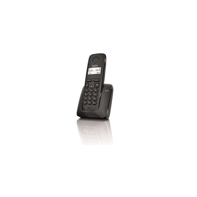 TELEFONO GIGASET A116 BLACK