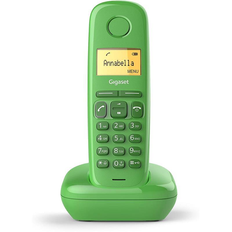 TELEFONO GIGASET A170 GREEN
