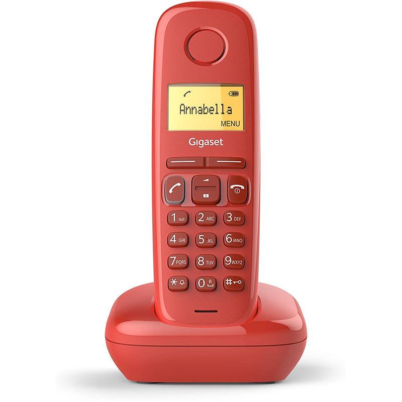 TELEFONO GIGASET A170 RED