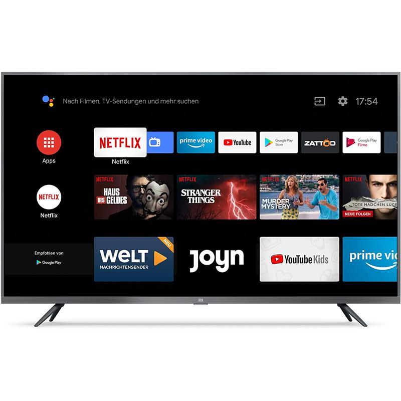 TELEVISOR LED XIAOMI 43 4S 4K SMART TV HDMI USB BLUETOOTH