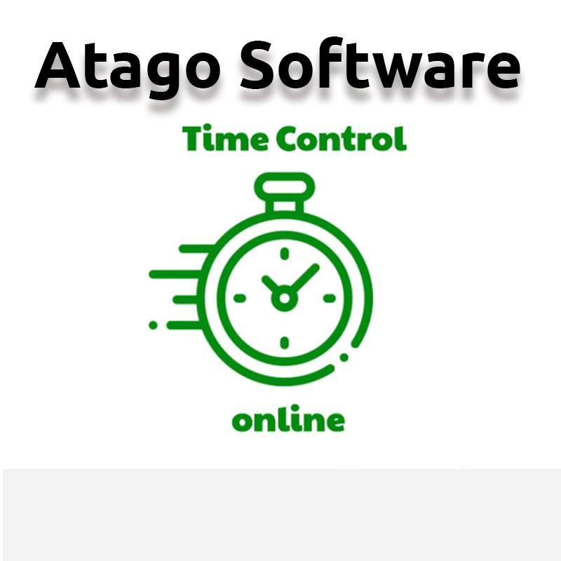 TIME CONTROL DE PRESENCIA ATAGO EN LA NUBE 251-300 EMPLEADOS ( ANUAL)