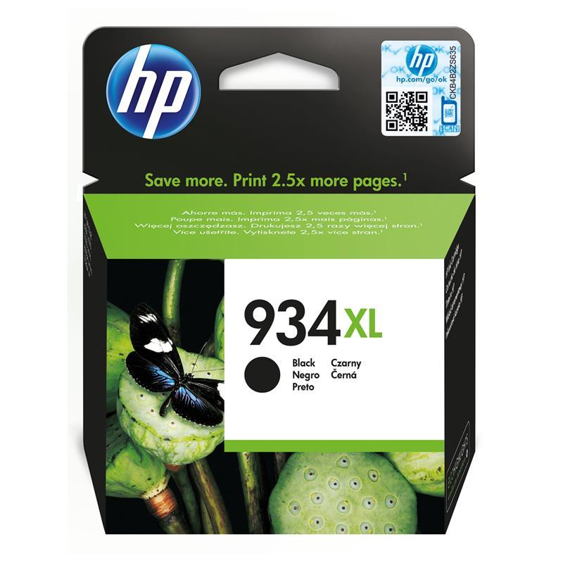 TINTA HP 934XL C2P23AE BLACK