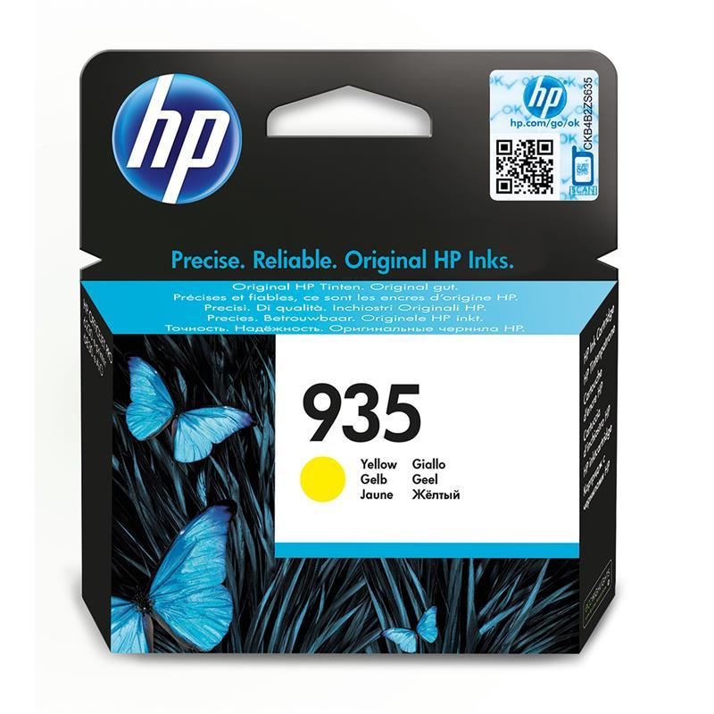 TINTA HP 935 C2P22AE YELLOW