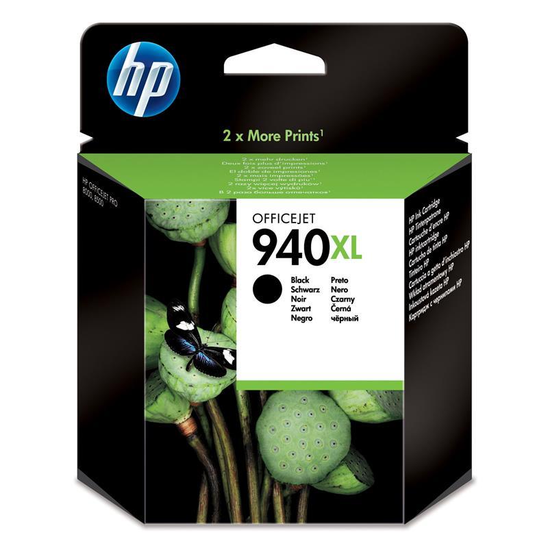 TINTA HP C4906AE 940XL BLACK