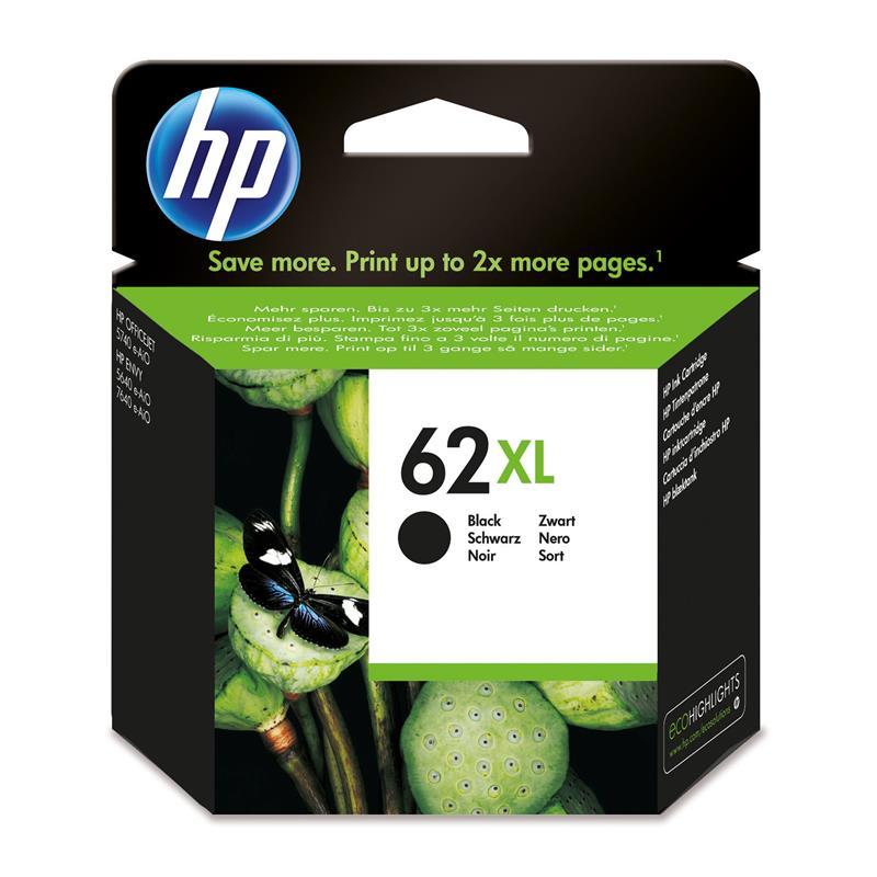 TINTA HP ENVY 5640 C2P05AE N62XL BLACK