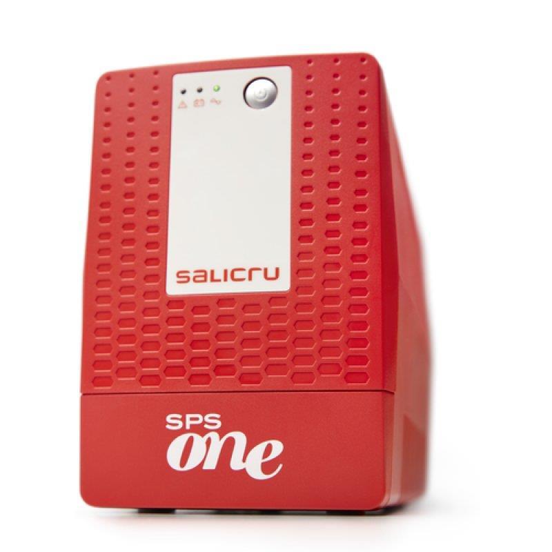 UPS SALICRU 700VA SERIE ONE + CONEXION USB