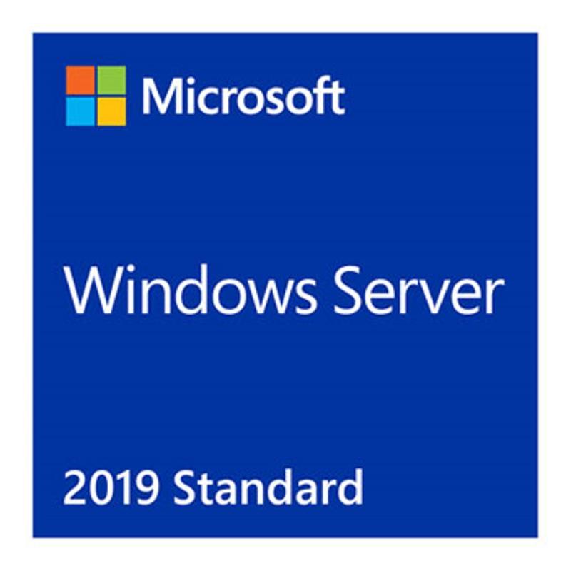 WINDOWS 2019 SERVER STANDARD 64B 16CORES