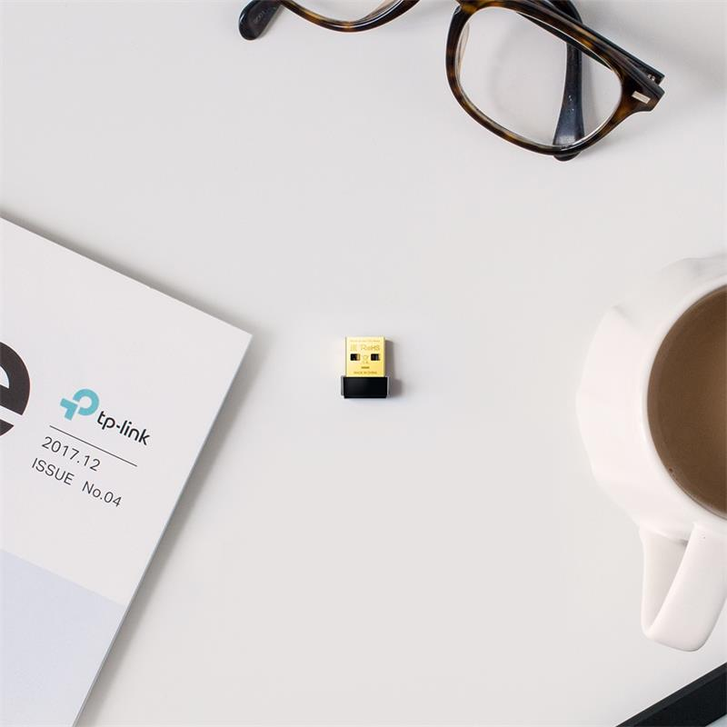 WIRELESS ADAPTADOR USB TP-LINK ARCHER T2U NANO 600MBPS