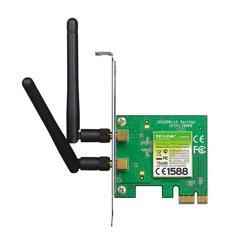 WIRELESS TARJETA PCIEX TP-LINK TL-WN881ND 300MBPS