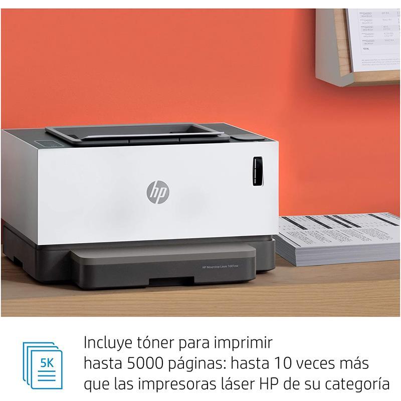 IMPRESORA HP MONO NEVERSTOP 1001NW