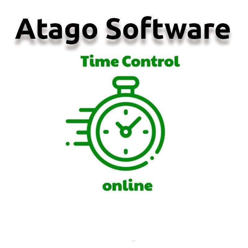 TIME CONTROL DE PRESENCIA ATAGO EN LA NUBE 76-100 EMPLEADOS ( ANUAL )