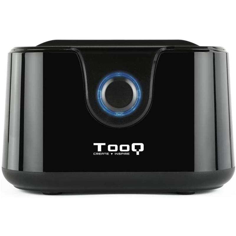 DOCK HDD TOOQ 3.5/2.5 SATA CLONE OTB USB 3.0 BLACK/WHITE