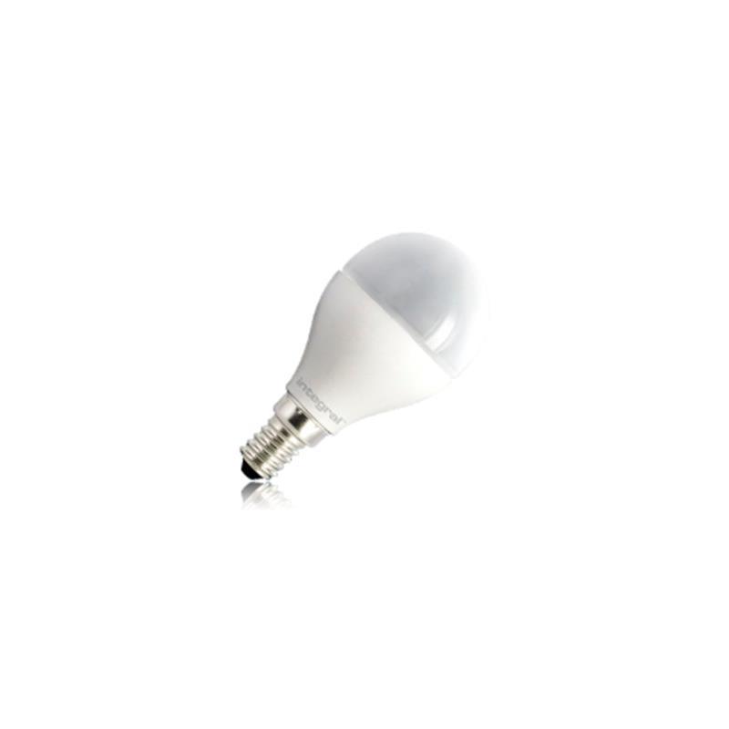 BOMBILLA LED MGLOBE E14 6.7W 2,7K 470LM LUZ CALIDA