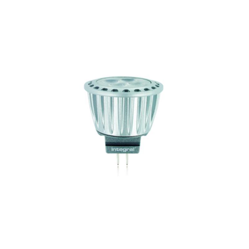 FOCO LED MR11 3.7W 2,7K 205LM LUZ CALIDA