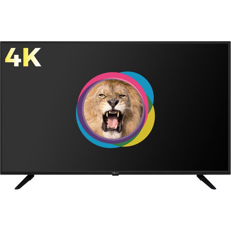 TELEVISOR LED NEVIR 43 4K UHD SMART TV HDMI VGA WIFI USB