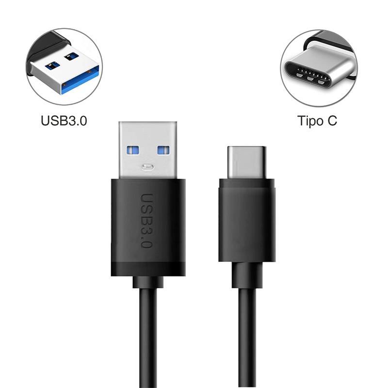 CABLE USB 3.0 PHOENIX TIPO C USB-CM-AM 1M