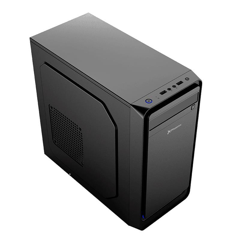 CAJA ORDENADOR PHOENIX LITE MICRO ATX ITX 2 X USB 3.0 SIN FUENTE