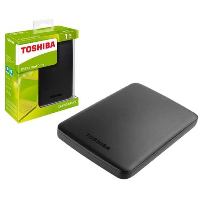 DISCO DURO EXTERNO TOSHIBA CB 1TB 2,5 USB 3.0
