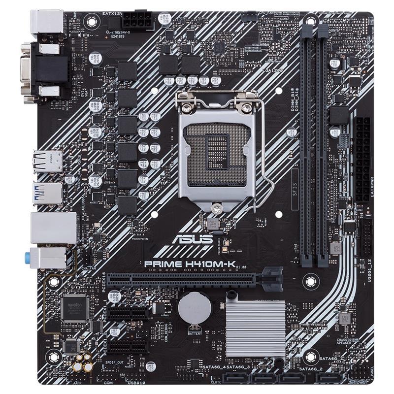 PLACA BASE ASUS H410M-K DDR4