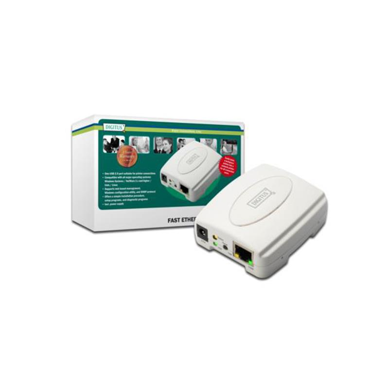 PRINTSERVER DIGITUS DN-13003-2 USB