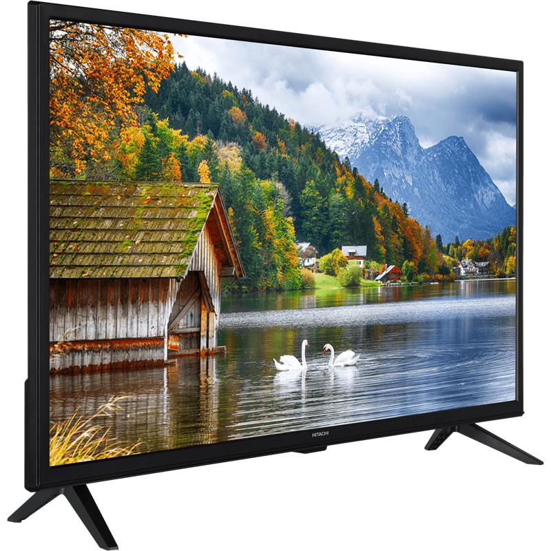 TELEVISOR LED HITACHI 32 HD READY SMART TV WIFI HDMI USB ANDROID TV