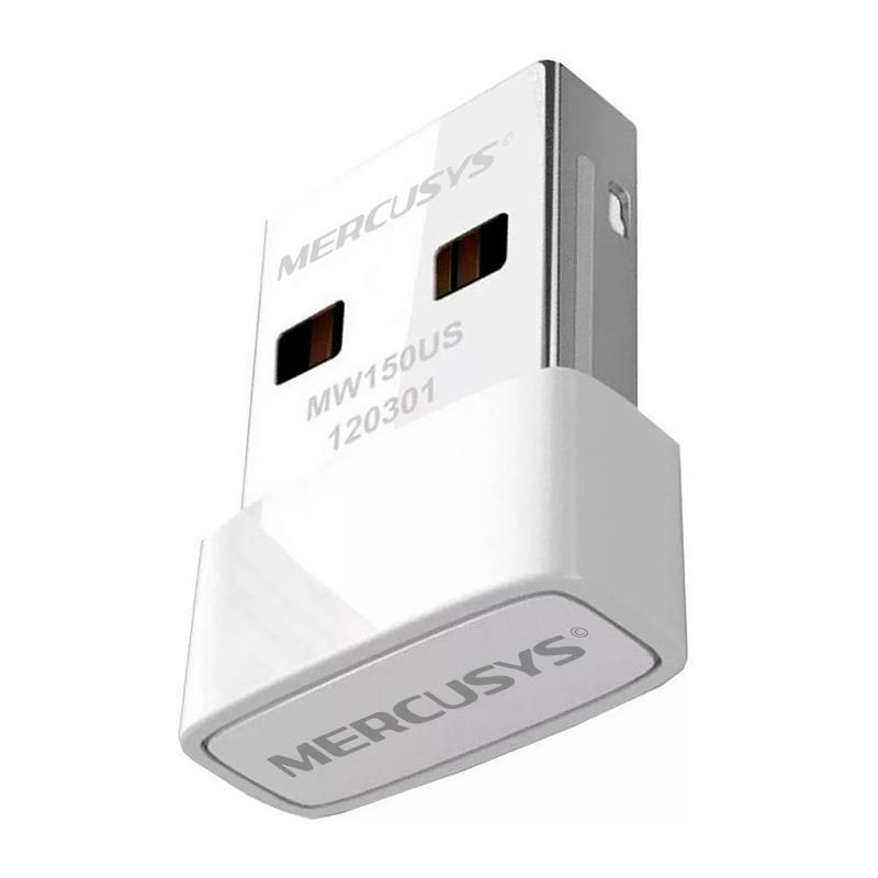 WIRELESS ADAPTADOR USB MERCUSYS NANO 150MBPS