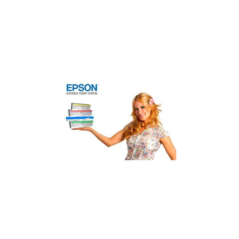 CAJA DE MANTENIMIENTO EPSON C13T671300 WF-C20590