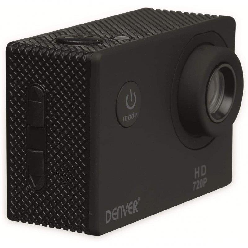 CAMARA DEPORTIVA DENVER HD 5MPX 720P BLACK