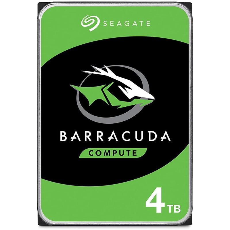 DISCO DURO SEAGATE 4TB 3,5 SATA BARRACUDA