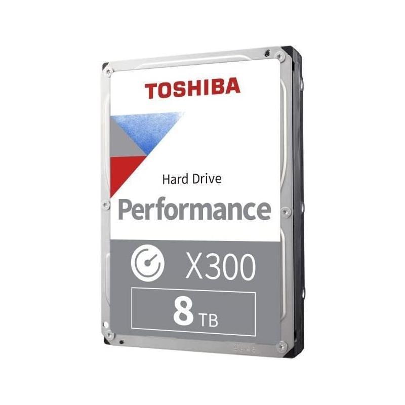 DISCO DURO TOSHIBA X300 8TB 3,5 SATA