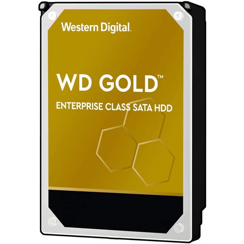 DISCO DURO WESTERN DIGITAL 10TB  3,5 SATA GOLD