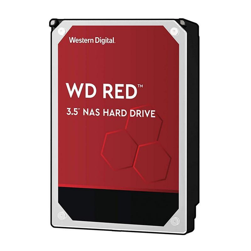 DISCO DURO WESTERN DIGITAL 8TB 3,5 SATA RED